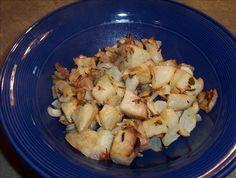 Roasted jicama