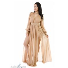 Unleash the queen in you with this Godiva Maxi Dress. https://porschstores.com/products/godiva#.V4T8oPkrLIU