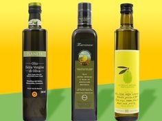Planeta, Calamata, Maison Orphée, La Belle Excuse, Mastro, Lassonde... Est-il possible de trouver de bonnes huiles d'olive vierges extra en épicerie? Parmi les 27 produits analysés, nous avons déniché 11 valeurs sûres.