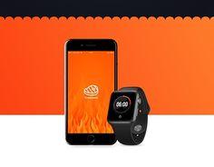 """Check out new work on my @Behance portfolio: """"Mobile App - Letsteak!"""" http://be.net/gallery/44282039/Mobile-App-Letsteak"""