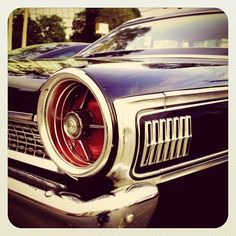 63 Ford Galaxy by Kenchy, via Flickr