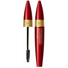 Obsesión Mascara, Dermacol Mascara, Lipstick, Beauty, Products, Make Up, Lipsticks, Mascaras, Beauty Illustration