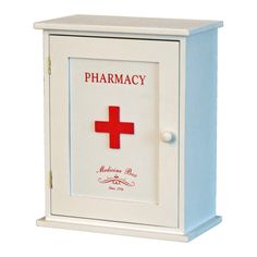 Pharmacy' First Aid Cabinet  £20.00 ACHICA
