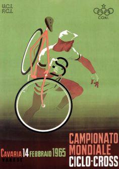 1965 campionato mondiale di ciclocross a Ferrara