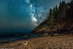 Image result for Milky Way Maine