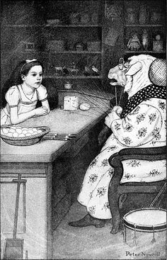 File:Peter Newell - Through the looking glass and what Alice found there 1902 - page 94.jpg