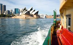 World's Most Beautiful Ferry Rides | Travel + Leisure