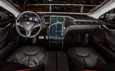 'The car of the future...today' This stunning #Tesla Model S is innovation in car design. You could WIN one by clicking here >> www.ebay.com/motors/garage/?_trksid=p2050601.m1256&_trkparms=%26clkid%3D6387539442795393727?roken2=ta.p3hwzkq71.bdream-cars #eBayGarage #EarthDay