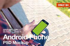 Galaxy PSD Mockup by Start Mockups on Web Mockup, Mockup Templates, Business Brochure, Business Card Logo, Creative Sketches, Pencil Illustration, Paint Markers, Samsung Galaxy S4, Cool Logo