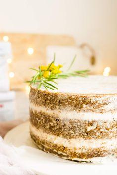 S vášní pro jídlo: Mrkvový dort Panna Cotta, Cheesecake, Sweet, Ethnic Recipes, Food, Candy, Dulce De Leche, Cheese Cakes, Eten
