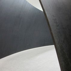 Richard Serra at Toronto Pearson International Airport Toronto Airport, Minimal Architecture, Richard Serra, Exhibition Space, International Airport, Minimal Design, Installation Art, Minimalism, Artists