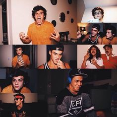 Go watch this video it's hilarious!! www.youtube.com/DolanTwins