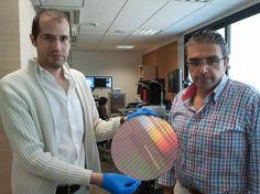 Испанцы обещают революцию в области оперативной памяти. Ноэль Родригез (слева) и Франциско Гамис