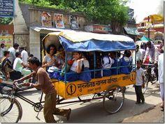 india school three wheeler