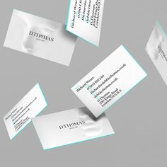 D.Thomas – skincare clinic, designed by SomeOne