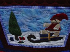 TWTME State Fair Christmas Quilt/Block | This was my favorit… | Flickr
