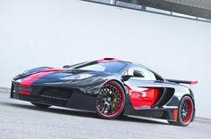2012 McLaren Hamann Memo R