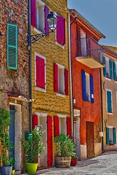 Passage polychrome by GilDays ~ Collobrières, Var, Provence-Alpes-Côte d'Azur, France*