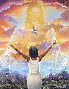 Beautiful Black Religious Art prints and posters of African American religious spiritual art by some of our most popular and upcoming artist. African American Art, African Art, Black Art Pictures, Black Jesus Pictures, Bible Pictures, Black Love Art, Jesus Art, Black Artwork, Afro Art