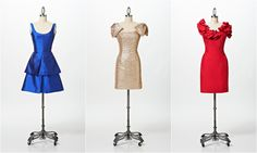 Fashion Friday: Get Holiday Party Ready with Dresses by Kirribilla - Blackbride.com