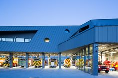 Gallery of Waterford Fire Station / Mccullough Mulvin Architects - 4