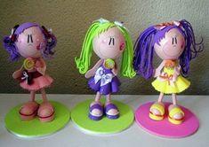 Como hacer muñecas fofuchas
