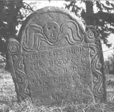 Tombstone of accused witch, William Barker Jr., First urial Ground, North Andover, Massachusetts Photo by Gretchen Sanders Joy North Andover, The Spectre, Salem Witch Trials, Season Of The Witch, Halloween Pictures, Victorian Gothic, Witchcraft, American History, Andover Massachusetts
