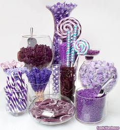 Purple Candy Bar