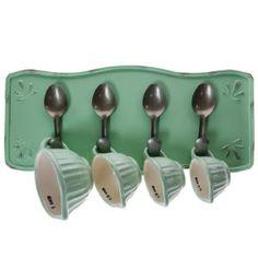 8 Eye-Opening Cool Tips: Cottage Kitchen Decor Lanterns italian kitchen decor canister sets. Cottage Kitchen Decor, Kitchen Decor Themes, Rustic Kitchen Decor, Bent Spoon, Spoon Hooks, Mason Jars, Pioneer Woman Kitchen, Neutral, Metal Plaque