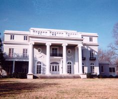 This old mansion on the National Register of Historic Places is just off Franklin Rd (US31) on Caldwell Lane. On the property is a small cave and a tree supposedly carved by a civil war soldier. (the battle lines came through this area) Many claim that this house is haunted. One example: A story from about 15-20 years ago is that the owner at the time was playing her piano in the house when a lamp was knocked over by an invisible spirit. The owner never played that song again.