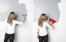 Wandgestaltung In Beton Optik   SCHÖNER WOHNEN Farbe   [SCHÖNER WOHNEN]