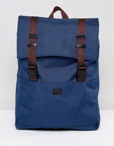 43d4d688ee G Star G-Star Estan Backpack In Blue Raw Denim, Denim Jeans, Men's
