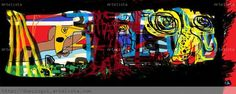 Comprar Carnaval - Pintura de Diego Pérez Dopico por 182,00 EUR en Artelista.com, con gastos de envío y devolución gratuitos a todo el mundo