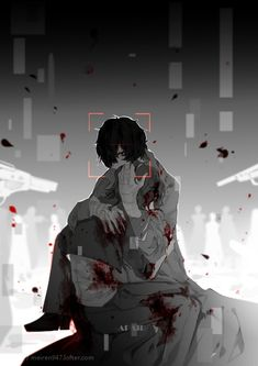 Bungou Stray Dogs Dazai x Chuuya Manga Anime, Manga Art, Anime Guys, Dazai Bungou Stray Dogs, Stray Dogs Anime, Terror In Resonance, Dog Wallpaper, Dazai Osamu, Yokohama