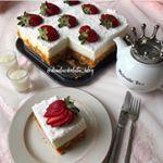 """359 Likes, 35 Comments - Fatma Çelik (@damlacikolata_blog) on Instagram: """"Yapımı o kadar basit ama lezzeti yiyenleri mest eden bir tatlı.Eğer elinizde malzemeler varsa…"""""""
