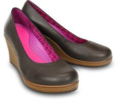 no way. Women's A-leigh Closed-toe Wedge | Women's Comfortable Wedges | Crocs Official Site