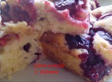 ciasto z wiśniami drylowanymi: Przepisy, jak zrobić - Smaker.pl