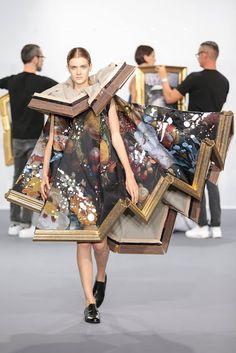 Sevasblog : things I like: Wearable art by Viktor & Rolf