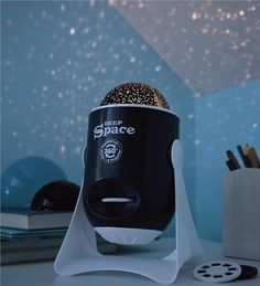 Deep Space Planetarium and Projector my little space man would LOVE this! - Projector - Ideas of Projector - Deep Space Planetarium and Projector my little space man would LOVE this! Baby Boy Rooms, Baby Boy Nurseries, Baby Boys, Kids Rooms, Chambre Nolan, Baby Gadgets, Camping Gadgets, Phone Gadgets, Baby Health