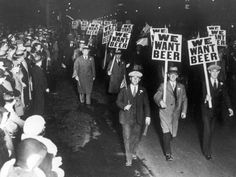 The end of Prohibition brought new problems; the 44 breweries (out of over 1800 prior to the Volstead Act) that survived had to retool and produce vast quantities for shipment throughout the country.