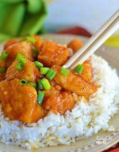 Firecracker Chicken - Dinner Is Served! #Food #Drink #Trusper #Tip