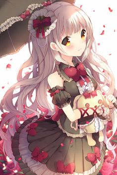 Kawaii Anime Girl, Cool Anime Girl, Beautiful Anime Girl, Anime Girls, Anime Chibi, Anime Art, Neko, Vocaloid Mayu, Vocaloid Characters