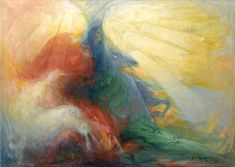 The Four Horsemen of the Apocalypse.     Baron Arild Rosenkrantz. 1870 - 1964