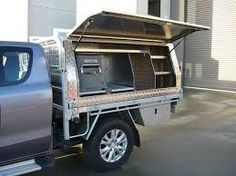 Aluminium Ute Canopy - Full-length stainless steel hinge fitted to doors at Aussie tool boxes. & 24 Best Ute Canopy Ideas images | Ute canopy Caravan 4 wheel drive suv