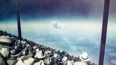 Joseba Elorza is a sound technician who makes unique digital collage and illustration. The Spain-based artist blends humor, technology, science fiction Art And Illustration, Astronaut Illustration, Collage Illustrations, Collages, Surreal Collage, Collage Artists, Surrealism Photography, Art Photography, Dark Jungle