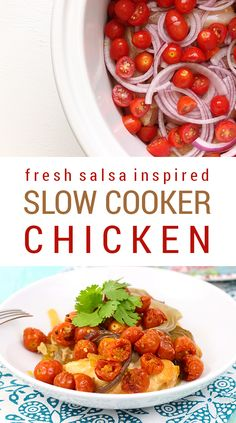 Another Easy Bite: Chicken and Potatoes Slow Cooker Recipe - Homemaking Hacks