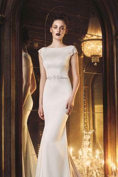 """185a86ca8a8a PALOMA BLANCA FALL 2016 """"OLD HOLLYWOOD GLAMOUR"""" BRIDAL COLLECTION  www.elegantwedding.ca"""