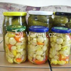 Fotografie receptu: Lak na okurky, houby, zeleninu