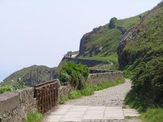 The Bray to Greystones walk in Co. Wicklow - Not very far from Dublin city.