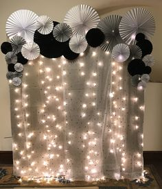 elegant wedding backdrops for sale Wedding Shower Decorations, Stage Decorations, Paper Decorations, Birthday Party Decorations, Parties Decorations, Wedding Backdrops, Diy Birthday Banner, Birthday Balloons, Recycled Christmas Decorations